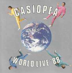 world live 88 casiopea